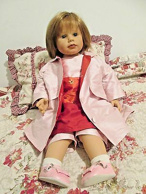 Zapf Doll Michelle Limited Edition  Brigette Paetsch Doll of the Year 2002