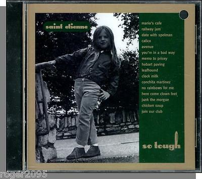 Saint Etienne - So Tough - New 1993 Warner Brothers CD! Very Rare!