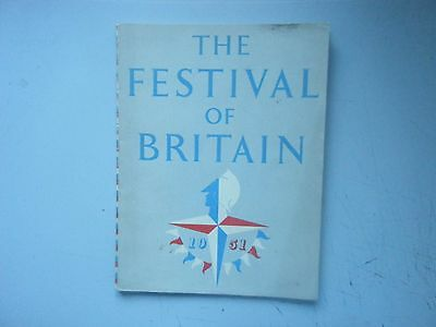 1951 The Festival of Britain Official Book