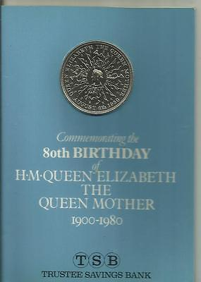 80th birthday queen mother crown
