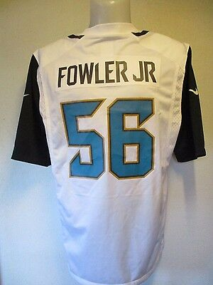 Jacksonville Jaguars Fowler Jr 56 Nfl Jersey By Nike Size Adult Large Brand New