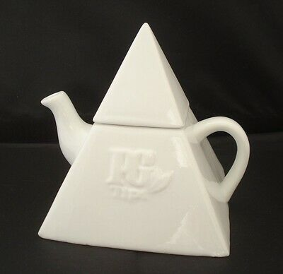 PG Tips Pyramid Teapot promotional novelty teabags