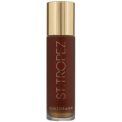 NEW St Tropez Self Tan Dry Luxury Oil 100ml FREE P&P