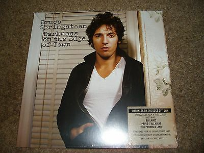 Bruce SPRINGSTEEN - Darkness On The Edge Of Town Rem. VINYL LP NEW & SEALED