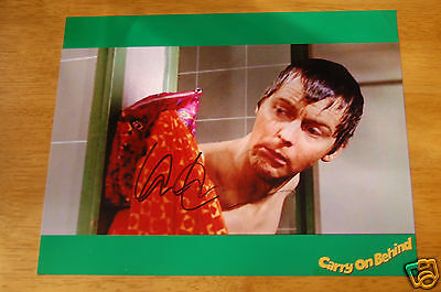 Ian Lavender - Original Autograph - Carry On - Dad's Army - Eastenders