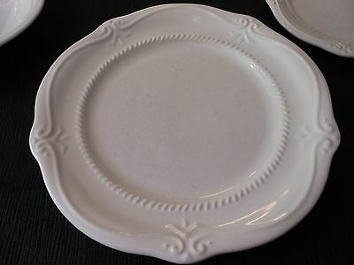 """Southern Living """"gallery""""  1 White Dinner Plate"""