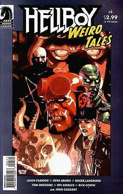 Hellboy Weird Tales 4 Dark Horse 2003 NM