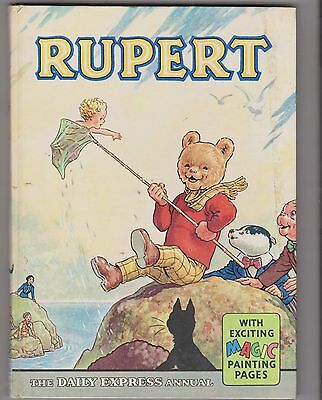Rupert Annual 1963 unclipped and in Excellent Condition.