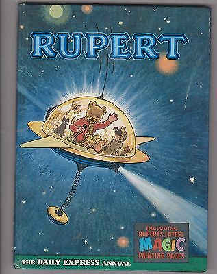 Rupert Annual 1966 unclipped and in Fine Condition an exceptional copy.