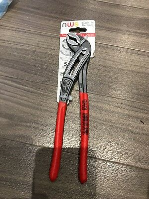 NWS CLASSIC PLUS WATER PUMP PLIERS  240mm