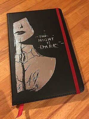 The Night Is Dark And Full Of Terrors - Game Of Thrones - Notebook / Diary