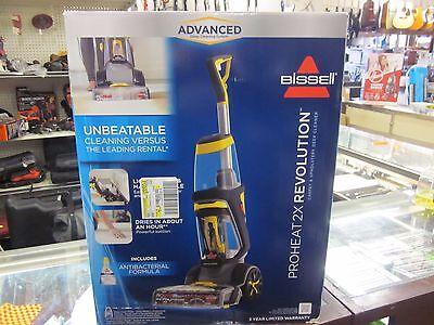 Bissell Proheat 2X Revolution Advanced Deep Cleaning System - No Reserve