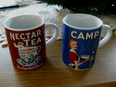 Collectable Small Advertising Mugs
