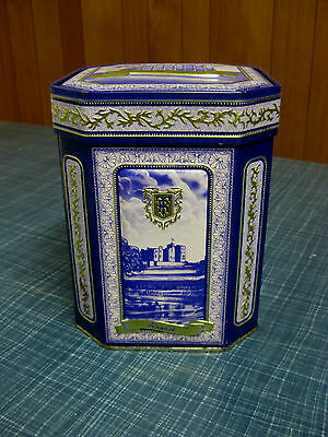 Collectable RINGTONS Tea Caddy/Tin