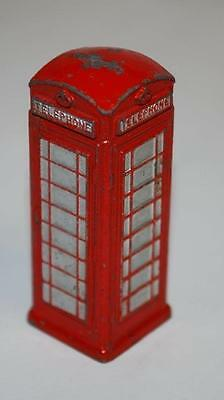 Dinky Toys - Gpo Telephone Box - Red