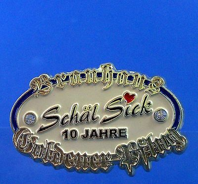 2017 Gaffel Kölsch Brauhaus Nr.2 Bier Pin Köln ANSTECKER German Beer Pins badge