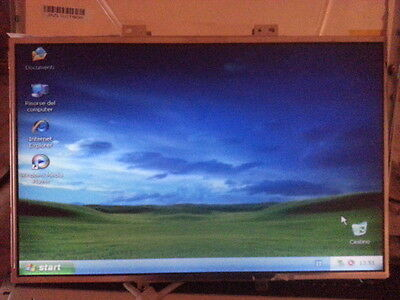 "LCD 15,4"" per HP Compaq 6730s 6720s 6735s 6710s 6710b display schermo monitor 8"