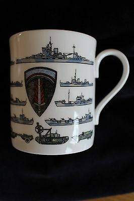 Peter Jones, 50th Anniversary of D-Day Landings, Limited edition mug