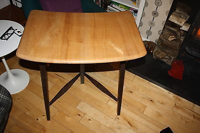 Ercol Table Extension Refinished By Seller St.albans