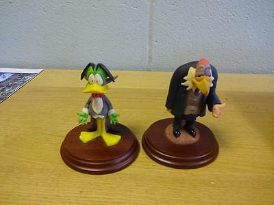 Count Duckula  and Igor Figurine willow hall cosgrove hall productions Ltd 1991