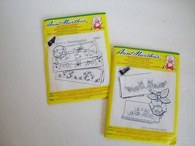 Hot Iron Transfers Hearts Hummingbirds And Rose Motifs For Sewing And Crafts