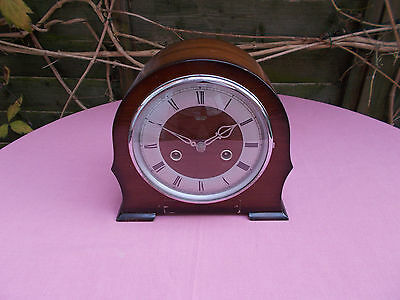 Vintage Smiths Deco 8 Day Mantle Clock Spares Repair Restoration