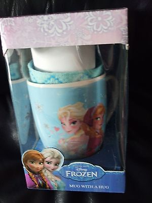 Disney Frozen Mug With A Hug - New/boxed/perfect - Free P&p!!