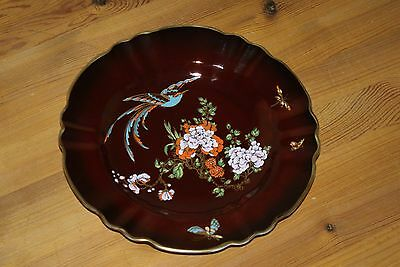 Carlton Ware Rouge Royale Plate