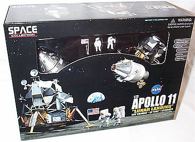 Dragon Wings Space Collection Apollo 11 Lunar Landing diorama 1-72 scale set