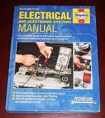 Haynes  Automotive Electrical & Electronic Systems 1995 Manual (3049)