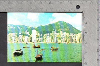 China - Hong Kong Central District - Lux Co No. 124