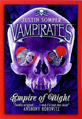 Vampirates - Empire of Night - Promotional Postcard