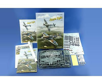 EDUARD 1188 Aussie Eight Spitfire Mk.VIII in 1:48 DUAL COMBO LIMITED