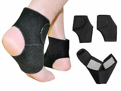 Magnetic Self-Heating Winter Ankle Foot Pad Ankle Support Brace Socks Protector