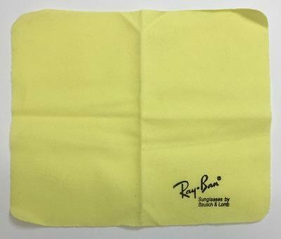 Vintage B&l Ray Ban Usa Sunglasses Cleaning Cloths Lot Of 10 New Old Stock