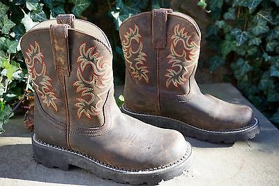 Ariat FATBABY Boots Size 8B Style 10007647