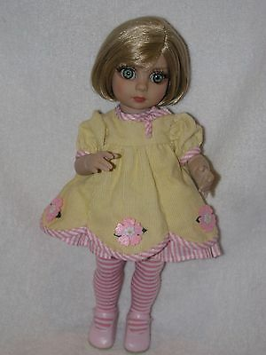 "Tonner Effanbee 10"" Pink Peppermint Patsy Doll  Limited Edition 500"