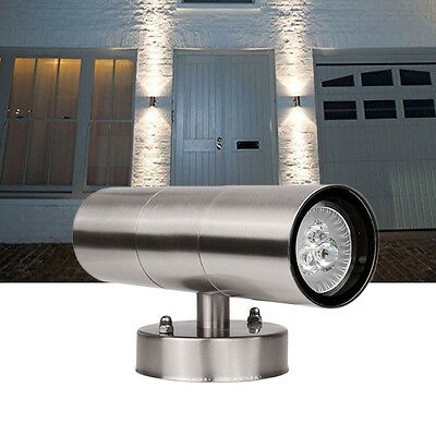 Modern Wall Light Up Down LED Sconce Lighting Lamp Outdoor Waterproof Fixture