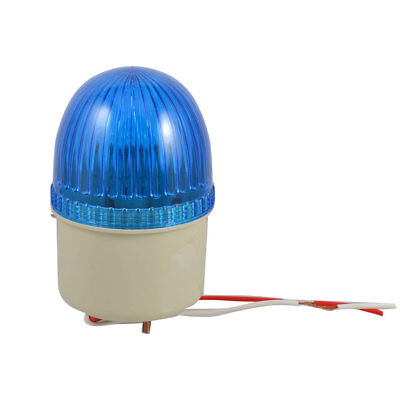 DC 24V 10W Industrial Blue Light Tower Indicating Lamp with Buzzer Siren