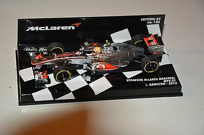 Vodafone McLaren Mercedes MP4-27  J. Button 2012 1:43