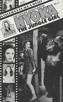 Further Adventures of Nyoka The Jungle Girl (1988) #5 VF