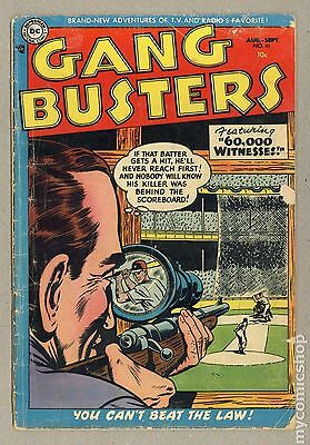 Gang Busters (1948) #41 GD 2.0