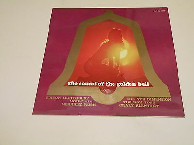 The Sound Of The Golden Bell - Lp 1970 Ricordi Made In Italy - Mint-/ex-