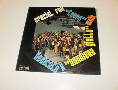 SPECIAL FOR TEENS N.3 - The Animals/The Shadows/Beach Boys - LP COLUMBIA ITALY
