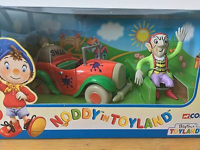 """Noddy In Toyland Die Cast Model - """"gobbo"""" - New And Boxed - Xmas Gift Idea"""