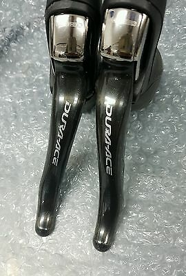 Shimano Dura Ace St-7900 Carbon Double 2 X 10 Speed Gear Brake Levers Worldwide