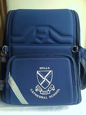 Wells Cathedral Independent/Private School Backpack Bag
