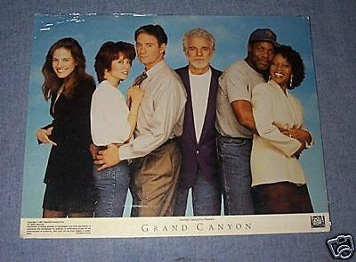 GRAND CANYON 11x14 lobby card set SEALED NEVER OPEN