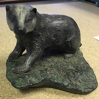 """Badger Ornament Approx 8.5"""" Length X 6"""" Tall"""