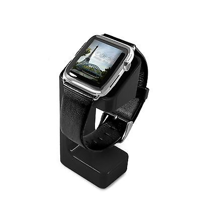 Tuff-Luv Moulded Charging Stand for Apple Watch Series 1 / 2 - Black